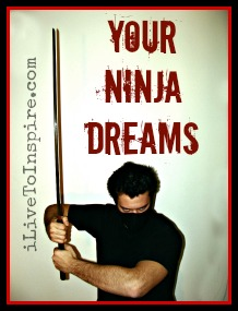 Izzy the Ninja