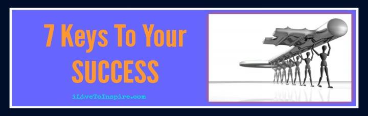 7 keys to locking in habbit