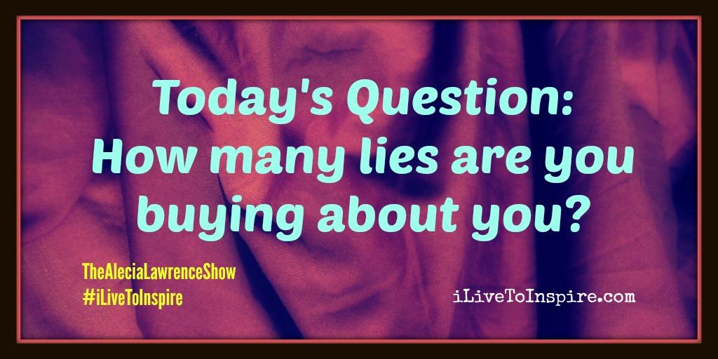 many lies